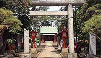 二之江神社 東京都江戸川区江戸川のキャプチャー