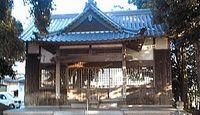 川俣神社 三重県鈴鹿市和泉町
