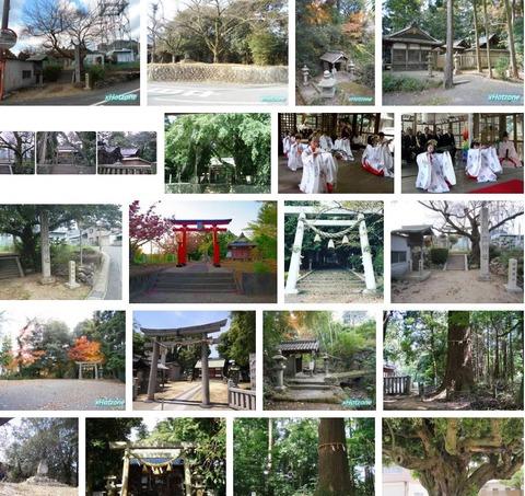 川俣神社 三重県亀山市加太板屋のキャプチャー