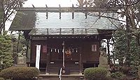 神明社 東京都国分寺市西町