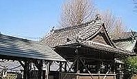 若宮神社(八代市) - 天正年間に健磐龍命らを奉斎、御神体には寛永3年銘、種山郷の氏神