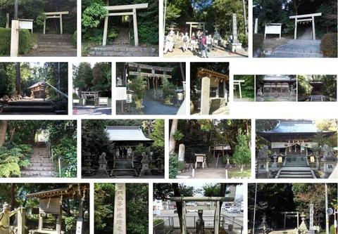 草薙神社 三重県桑名市多度町御衣野のキャプチャー