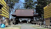 青森県護国神社 - 弘前藩主の意向で創建された、戦後も「護国神社」の名称を守った一社