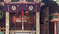 宝珠稲荷神社 東京都中央区銀座のキャプチャー