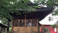 蓮沼氷川神社 東京都板橋区蓮沼町のキャプチャー