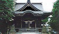 女體神社 神奈川県川崎市幸区紺屋町