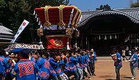 志筑八幡神社 兵庫県淡路市志筑のキャプチャー