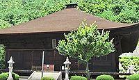 国宝「大善寺本堂」(山梨県甲州市)