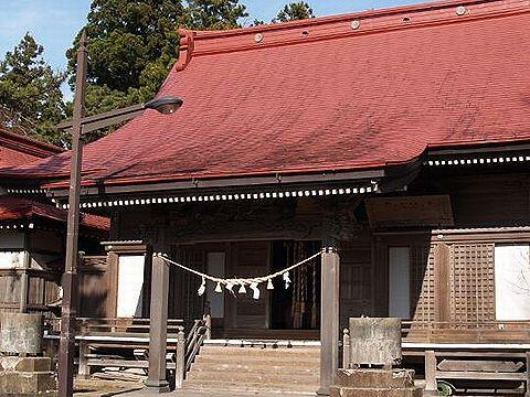 秋田県の神社