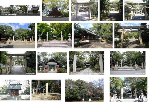 大鳥北浜神社 大阪府堺市西区浜寺元町のキャプチャー