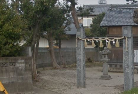 二宮神社 福岡県福岡市西区下山門のキャプチャー
