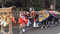 羽咋神社 - 当地開拓神の垂仁皇子を墓とともに祀る、遅くとも室町期から続く伝統の相撲