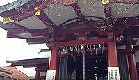 市谷亀岡八幡宮 東京都新宿区市谷八幡町のキャプチャー