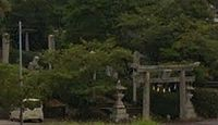 二葉山神社(宇佐市) - 昭和の大横綱・双葉山の生家近く、奈良期の創建、落雷の伝承