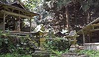 意上奴神社 鳥取県鳥取市香取