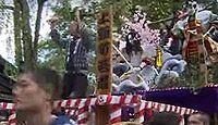 重要無形民俗文化財「角館祭りのやま行事」 - 「佐竹北家日記」に初見される行事のキャプチャー