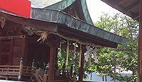 坐摩神社 大阪府大東市平野屋のキャプチャー