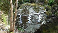 蛇切神社 - 蛇切岩伝説