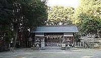 国府神社(志摩市) - 明治の改称や合祀を経て現社号になった志摩国総社と推定される社