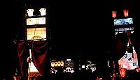 南志見住吉神社 - 往古からの石川輪島5ヶ村の総社、樹齢600年の黒松と7月に水無月祭り