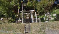 野見神社 愛知県豊田市榊野町見切