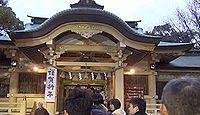 伊文神社 愛知県西尾市伊文町
