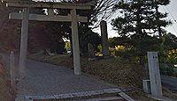 宇都可神社 三重県伊賀市内保