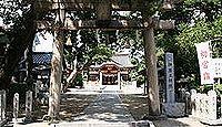 伊居太神社 兵庫県尼崎市下坂部