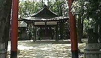 衣手神社 - 三ノ宮衣手社・三宮衣手神社とも称される松尾大社の末社で松尾七社の一社