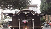 戸倉神社 東京都国分寺市戸倉のキャプチャー