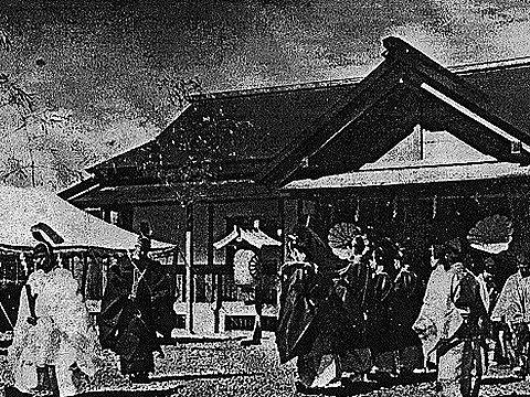 日本国外の神社