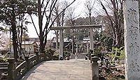 瀧宮神社(深谷市) - 「お水取り」が盛んな渾々と湧き出る神水、深谷城の裏鬼門の守護神
