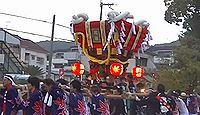 龍田神社 - 龍田大社の神が聖徳太子の前に顕現し、斑鳩の里に導いた、法隆寺の守護神