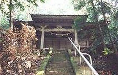 伊加麻志神社 静岡県伊豆市堀切益山のキャプチャー