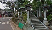 都野神社 新潟県長岡市与板町与板