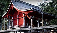 下山八幡神社 東京都青梅市梅郷のキャプチャー