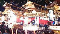 蒲神明宮 静岡県浜松市東区神立町のキャプチャー