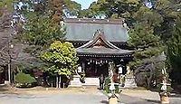 姫路神社(姫路市) - 姫路藩酒井家に縁のある酒井正親と姫路藩酒井家歴代藩主を奉斎