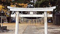 若宮八幡宮 東京都足立区伊興のキャプチャー