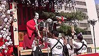 盛岡八幡宮 - チャグチャグ馬コ、山車行事や流鏑馬神事で知られる盛岡の総鎮守