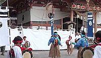 若宮八幡社(杵築市) - 敦実親王お手製の若宮四柱尊像を京から遷座、御田植祭や若宮楽