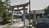 草岡神社 富山県射水市古明神のキャプチャー