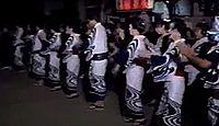 重要無形民俗文化財「郡上踊」 - 日本三大盆踊り「郡上おどり」、徹夜踊が特に有名のキャプチャー