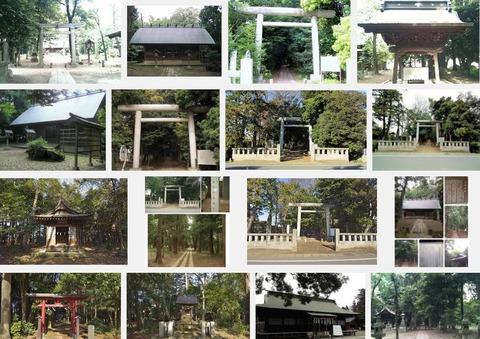 神明神社(埼玉県久喜市菖蒲町上栢間3366)