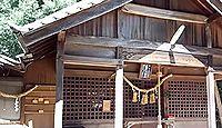 尾張戸神社 愛知県名古屋市守山区、瀬戸市十軒町のキャプチャー