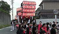 二宮神社 大阪府柏原市安堂町のキャプチャー