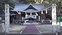 秦神社 高知県高知市長浜のキャプチャー