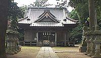 雷神社(旭市) - 延暦期に上賀茂社を勧請、式年三社銚子大神幸祭の弥勒三番叟が有名