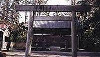 石神社 三重県いなべ市藤原町石川