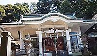 貴船神社 神奈川県足柄下郡真鶴町真鶴のキャプチャー